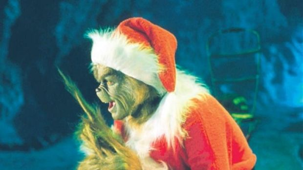 How the Grinch saved Christmas
