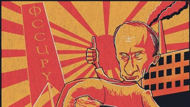 Russia won't have a revolution