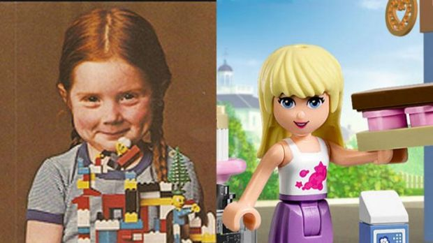 Lego for girls?