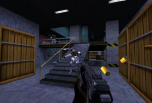 Half-Life crafted an amazing experience from scripted events.
