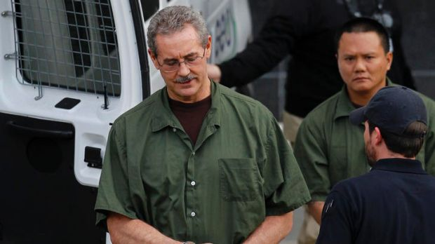 Fraudster Allen Stanford will never taste freedom again.