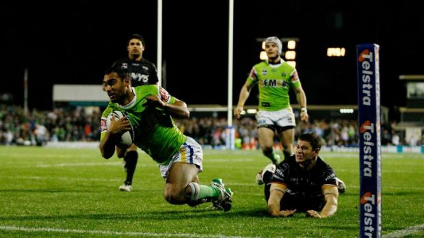 Raiders winger Reece Robinson is poised to sign a two-year extension with the Green Machine, keeping him at the club ...