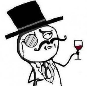 The Lulzsec logo.