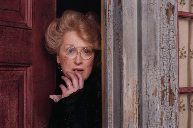 Lemony Snicket's A Series of Unfortunate Events (2004) in the role of Aunt Josephine <b><br> NEXT CLUE: Co-starring ...