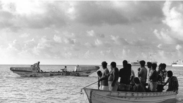Rising sea levels are threatening the culture and continuity of the Kiribati people, forcing them to relocate.