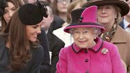 Queen and Kate on Diamond Jubilee tour (Video Thumbnail)
