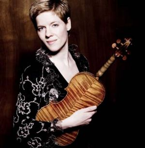 Refined ... Isabelle Faust.