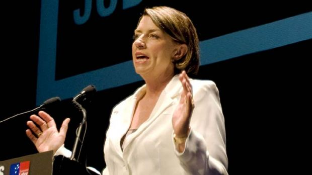 Premier Anna Bligh: Favoured to hold seat, but betting agency has only five of 15 Labor government ministers returning ...