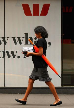 Westpac executives are on the move.