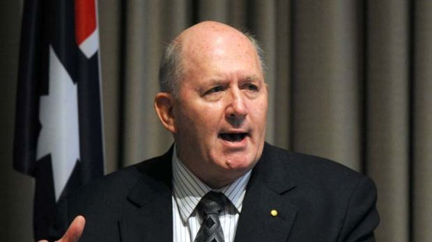 Peter Cosgrove has had a decorated career of military and civil service. He is eminently credentialled and I am sure he ...
