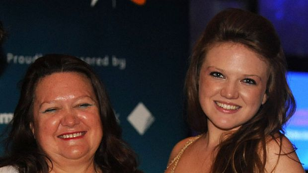 Gina and Ginia Rinehart have publicly attacked the other members of their family.