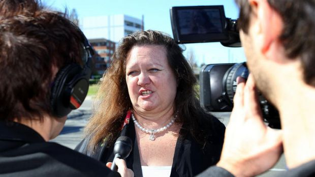 Gina Rinehart's three eldest children describe her conduct as 'deceptive, manipulative, hopelessly conflicted and ...