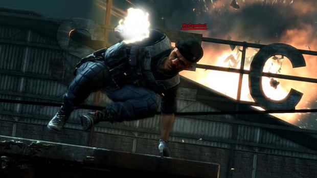 Another screengrab from Max Payne 3.