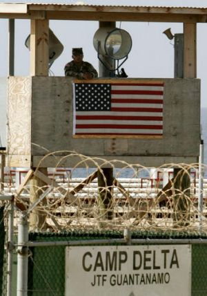 The new policy was partly based on rules governing journalists' access to the Guantanamo Bay prison.