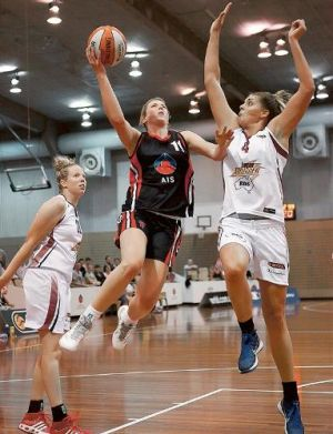 Blicavs just the shot to give AIS a much-needed boost