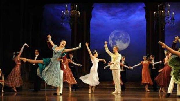 Fairytale ballet draws a packed house