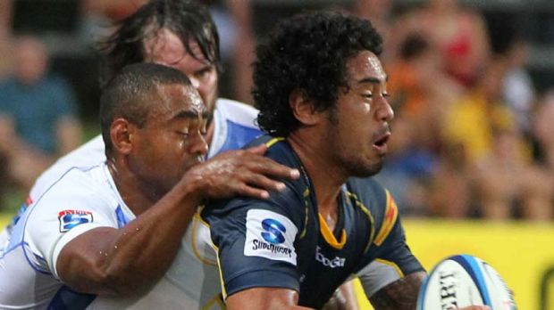 Former NRL player Joe Tomane will face Sonny Bill Williams on Friday night.