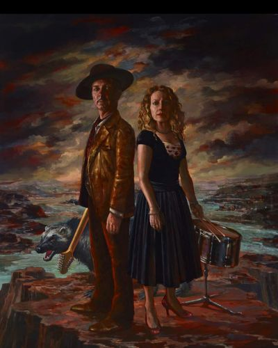 Michael Vale - Night of the Wolverine – a portrait of Dave Graney and...