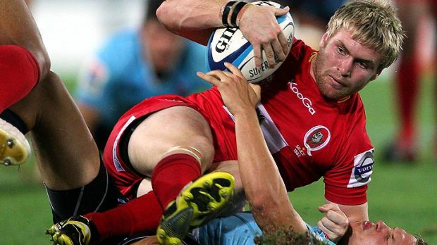 "Reds utility Ben Lucas .. re-signs with Queensland franchise for 2013 ""and beyond""."