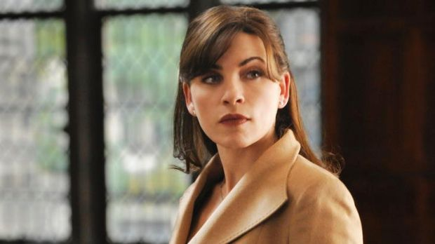 The plot thickens ... Julianna Margulies in <i>The Good Wife.</i>