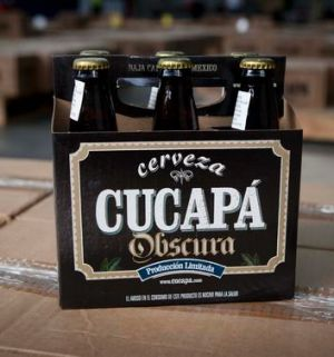 The cocaine and methamphetamine was concealed as liquid in beer bottles from Mexico.