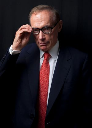 Bob Carr: There he was blogging for relevance, when opportunity came knocking.