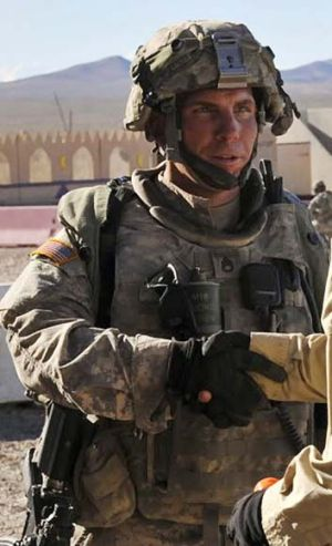 Revenge ... the Taliban says an attack on an Australian aid worker was retribution for the murder of 17 Afghan citizens ...
