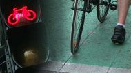 Cyclists frustrated over traffic sensors (Video Thumbnail)