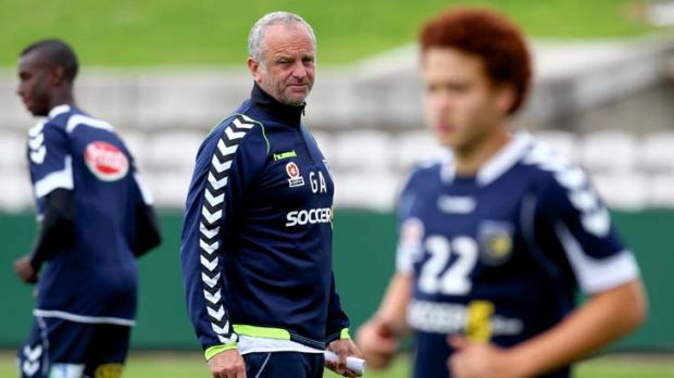 """""""From seeing the game against Seongnam ... they play very open and attacking football"""" ... Mariners coach Graham Arnold ..."""