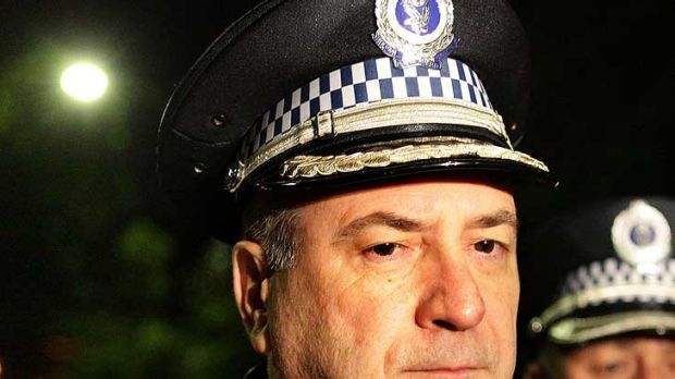 "Assistant Police Commissioner Frank Mennilli  ... ""Unfortunately the respect for the law and for police seems to be ..."