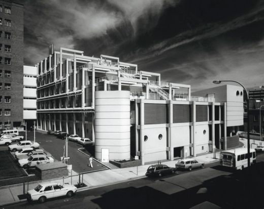 David Maddison Clinical Sciences Building, Newcastle, NSW.