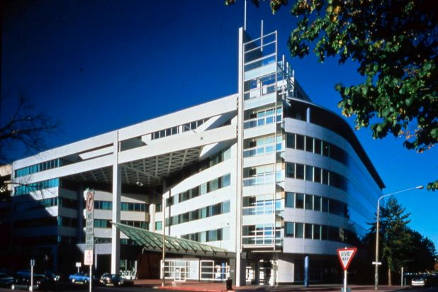 10 Mort Street, Canberra, ACT.