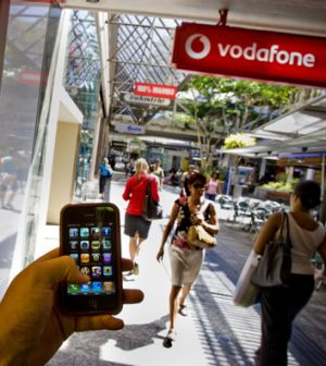Vodafone's financial strength will be tested soon.
