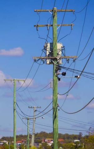 Overhaul … the heavy capital spending needed to upgrade the electricity network will top the cost of the national ...
