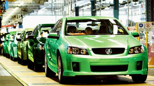 The government has pledged $215 million to secure Holden's presence in Australia until at least 2022.