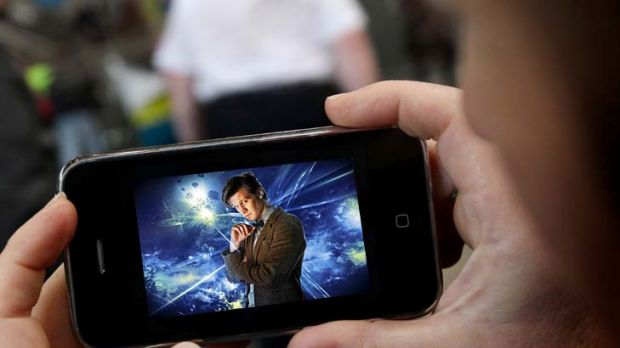 TV viewing on mobile devices is set to rocket in the next year.