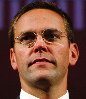 James Murdoch has resigned from a string of corporate boards.