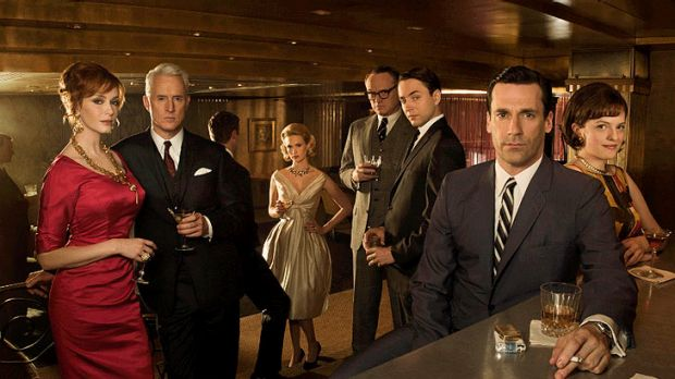 <i>Mad Men</i> is returning for a fifth season.