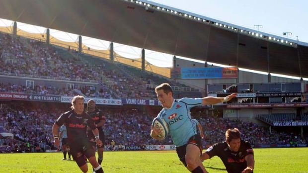 Seeking more daylight games ... the Waratahs.