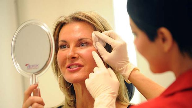Say goodbye to syringes ... botox alternatives are being developed.