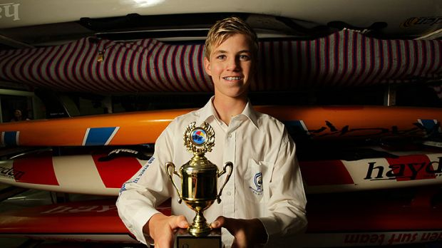 Matt Barclay went missing yesterday missing off Kurrawa Beach on the Gold Coast while competing in the Australian Surf ...