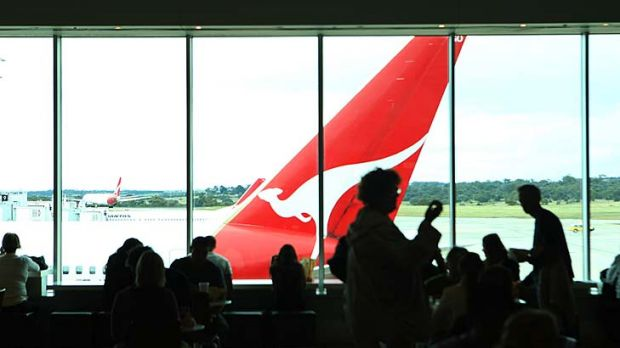 Qantas is under pressure after the airline's share price hit an all-time low last week.