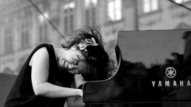 Virtuoso Japanese jazz pianist Hiromi is here for the Melbourne International Jazz Festival.