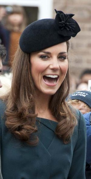 Britain's Duchess of Cambridge is the best dress royal.