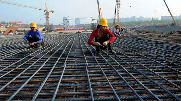 Most chinese economists will bet on growth well above 8 per cent for 2012.