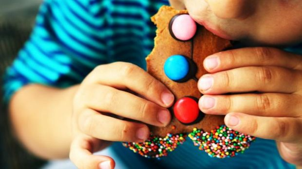 Should children be allowed to eat sugar?