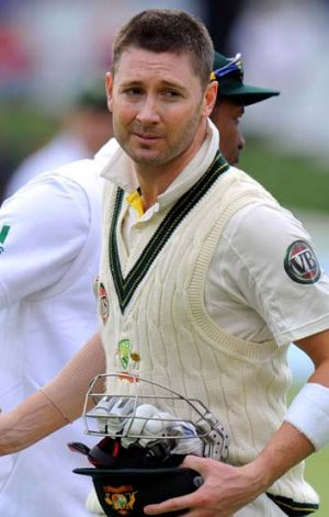 """We've grown as a team, I think we've come a long way"" ... Michael Clarke."