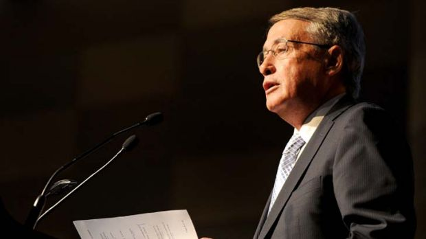 "Treasurer Wayne Swan has dismissed David Murray's attacks on the feasibility of the mining tax stating that ""Mr Murray ..."