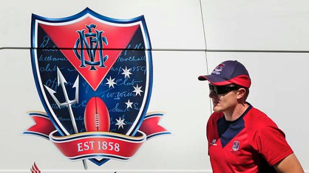 Looking to the future: Mark Neeld presented as someone totally ready to coach.
