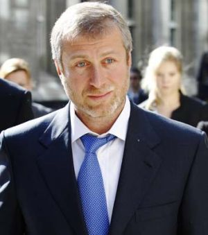Oligarch and Chelsea Football Club owner Roman Abramovich was an early donor to Putin's coffers.